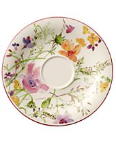 Villeroy & Boch Dinnerware, Mariefleur Breakfast Cup Saucer