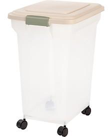 55 Quart Airtight Pet Food Container