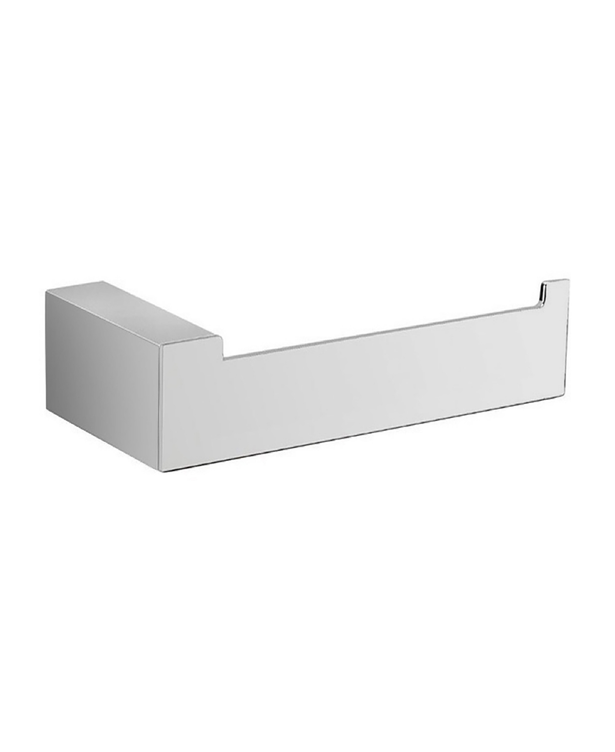 Nameeks General Hotel Rectangle Chrome Toilet Paper Holder Bedding