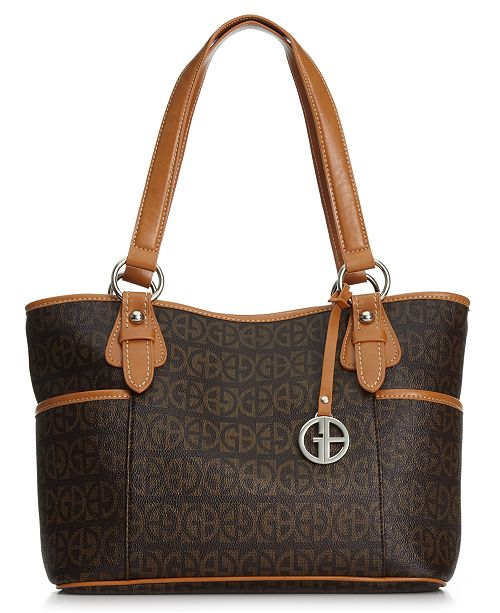 64f12dd31c964 ... Giani Bernini Block Signature Tote