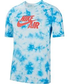 Nike Men's Air Tie-Dyed T-Shirt