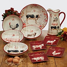 Farmhouse Dinnerware Collection