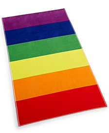 CLOSEOUT! Stripe Beach Towel, Created for Macy's