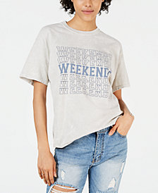 True Vintage Cotton Weekends-Graphic T-Shirt