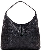 bd98af6e7d4 Patricia Nash Braided Stitch Marcellina Hobo