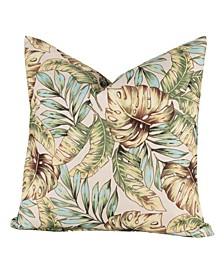 "Panama beach 16"" Designer Throw Pillow"