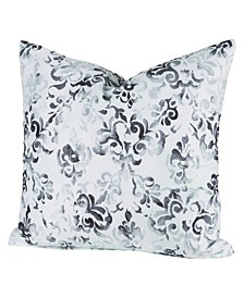 "Rococco 20"" Designer Throw Pillow"