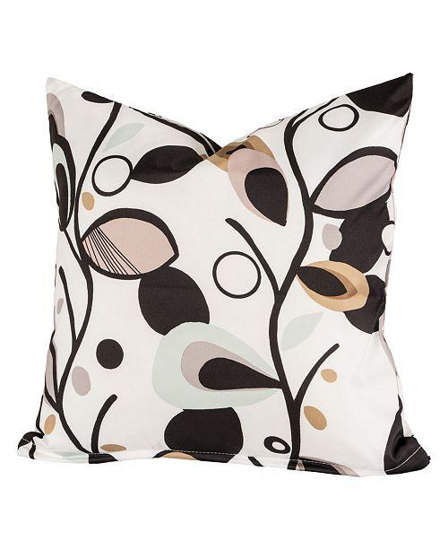 "Siscovers Tanglewood 26"" Designer Euro Throw Pillow"