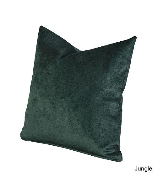 "Siscovers Padma Jungle 16"" Designer Throw Pillow"