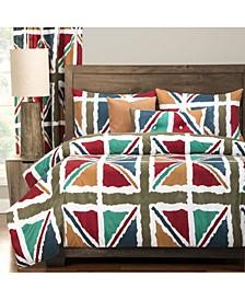 Windsor 6 Piece Queen Luxury Duvet Set