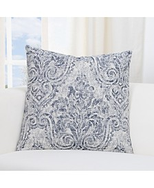 """Siscovers Misty River 20"""" Designer Throw Pillow"""
