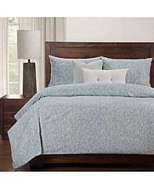 Liza Coastal 5 Piece Twin Luxury Duvet Set