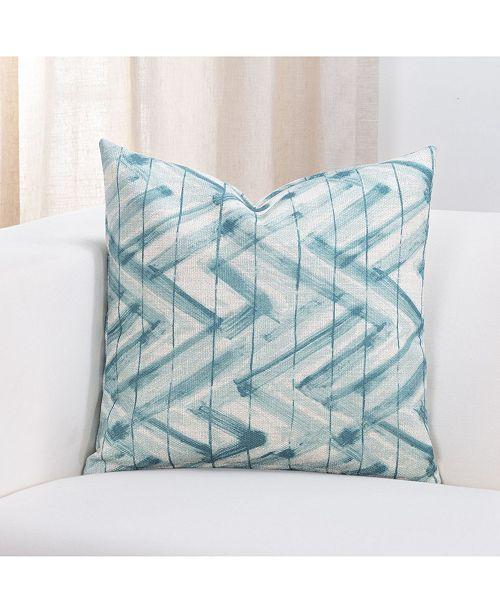 "Siscovers Zepher 20"" Designer Throw Pillow"