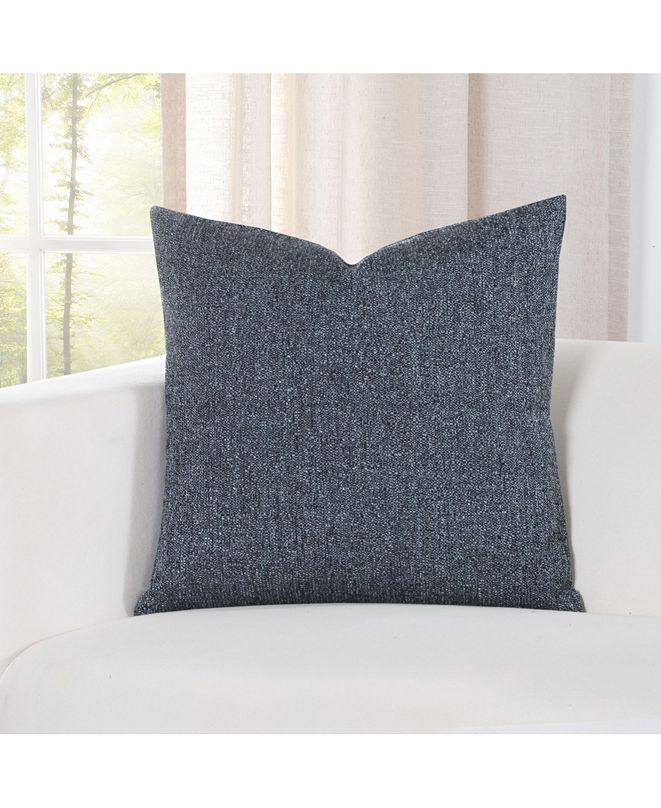 "PoloGear Belmont Blue Eyes 16"" Designer Throw Pillow"