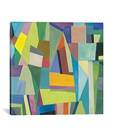 """Hamburg"" By Kim Parker Gallery-Wrapped Canvas Print - 37"" x 37"" x 0.75"""