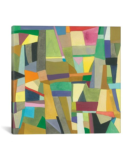 "iCanvas ""Edinburgh"" By Kim Parker Gallery-Wrapped Canvas Print - 26"" x 26"" x 0.75"""