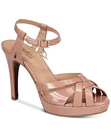 Thalia Sodi Vella Platform Dress Sandals, Created for Macy's