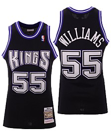 Mitchell & Ness Men's Jason Williams Sacramento Kings Authentic Jersey