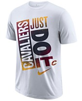 9e27b94d720 Nike Men s Cleveland Cavaliers Just Do It Mezzo T-Shirt