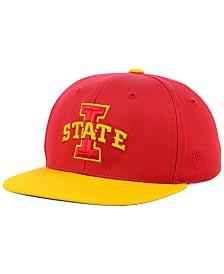 Top of the World Big Boys Iowa State Cyclones Maverick Snapback Cap