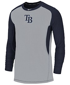 Nike Men's Tampa Bay Rays Authentic Collection Game Top Pullover