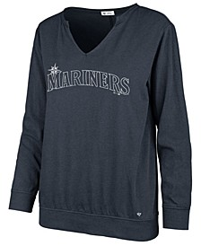 Women's Seattle Mariners Gamma Long Sleeve T-Shirt