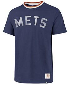 '47 Brand Men's New York Mets Durham Ringer T-Shirt