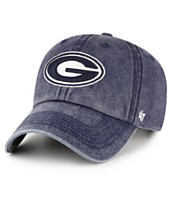 58efd355acc  47 Brand Georgia Bulldogs Denim Drift Cap