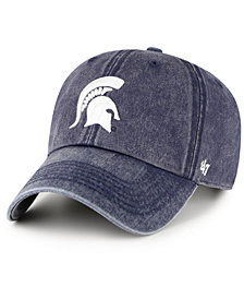 '47 Brand Michigan State Spartans Denim Drift Cap