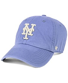 '47 Brand New York Mets Hudson CLEAN UP Cap