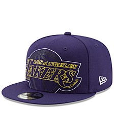 Los Angeles Lakers Light It Up 9FIFTY Snapback Cap
