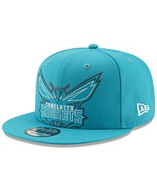 New Era Charlotte Hornets Light It Up 9FIFTY Snapback Cap