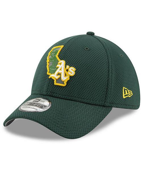 New Era Oakland Athletics State Flective 2.0 39THIRTY Cap