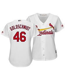 Majestic Women's Paul Goldschmidt St. Louis Cardinals Cool Base Player Replica Jersey