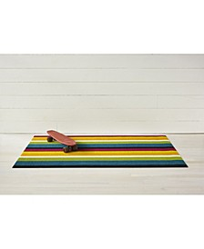 "Bold Stripe Big Floor Mat, 36"" x 60"""
