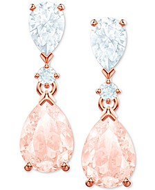 CLOSEOUT! Crystal Drop Earrings