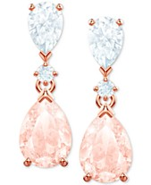 ac420d107 Swarovski Crystal Earrings: Shop Swarovski Crystal Earrings - Macy's