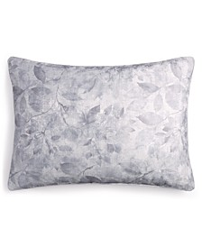 CLOSEOUT! Autumn Leaf Standard Sham, Created for Macy's
