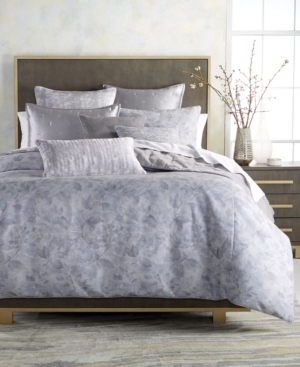 Closeout! Hotel Collection Autumn Leaf King Reversible Comforter, Created for Macy's Bedding