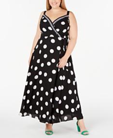 Maxi Dress Plus Size Dresses - Macy\'s