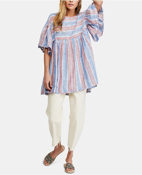 discount sale attractive price factory outlet Free People Summer Nights Tunic Top & Reviews - Tops - Women ...