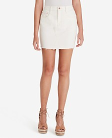 Jessica Simpson Juniors' Infinite High Waist Skirt