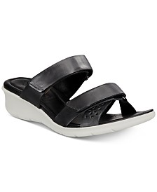 Ecco Women's Felicia Slide Sandals
