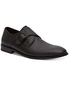 Unlisted by Kenneth Cole Men's Libra Monk-Strap Loafers