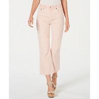 Macys deals on Lucky Brand Bridgette Capri Flare Jeans