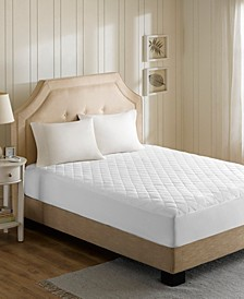 Quilted Full Heated Mattress Pad