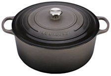 Le Creuset Enameled Cast Iron 8-Qt. Oval Dutch Oven