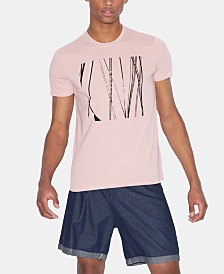 A|X Armani Exchange Men's Abstract Logo T-Shirt