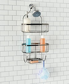 Home Basics Large Shower Caddy