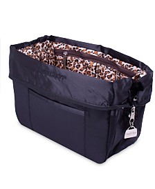 Pursfection Purse Organizer with Zip Top